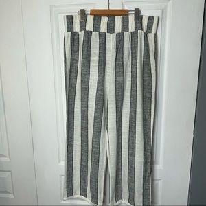 Linen Blend Pants